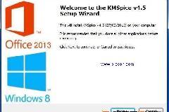KMSpico(win10激活工具/Office2013激活工具)windows系统永久激活神器v10.1.5 英文版免费下载