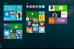 Windows10使用入门教程:Win10如何让开始菜单切换到全屏模式