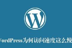 WordPress性能优化:为什么我的博客比你的快?